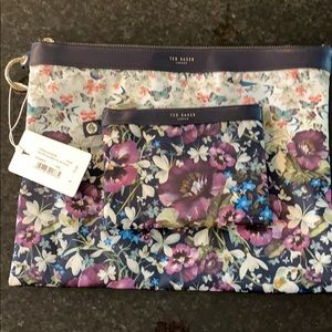 Ted Baker Nylon pouch